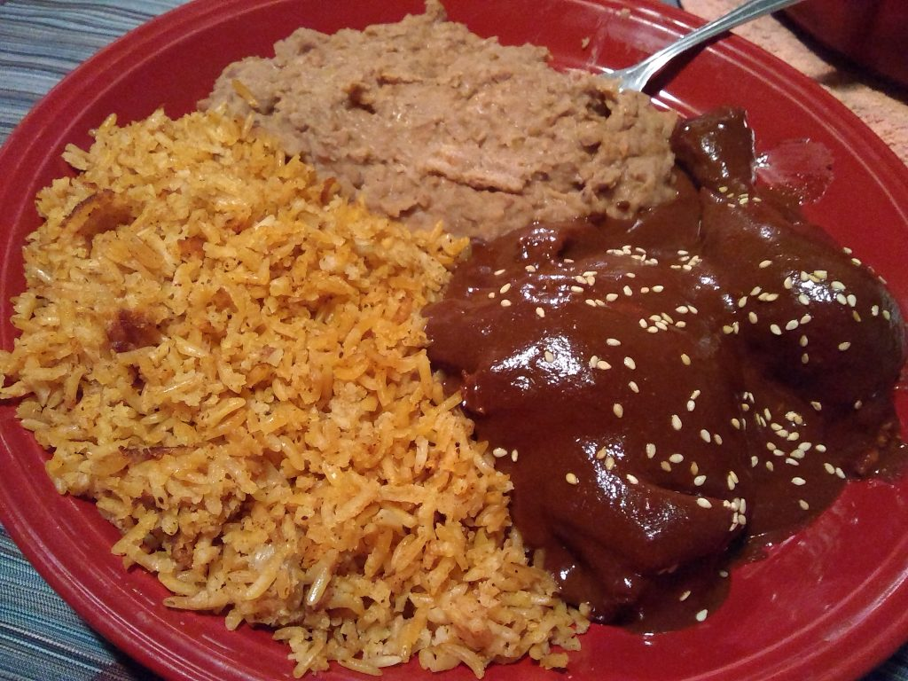 Mole An Authentic Mexican Dish