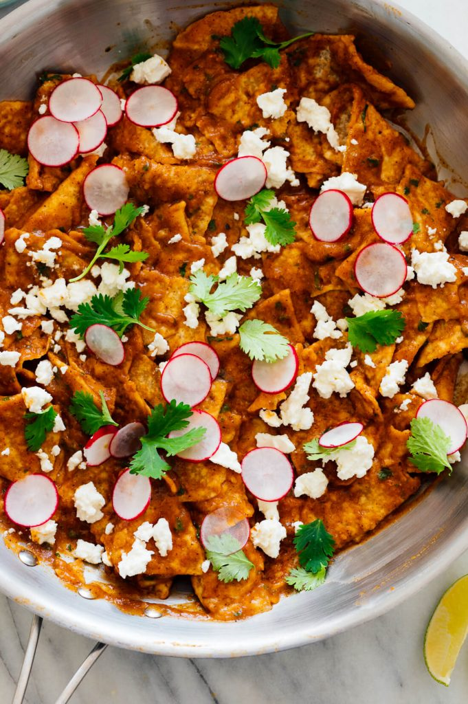 Chilaquiles Most Famous Mexican Cuisine