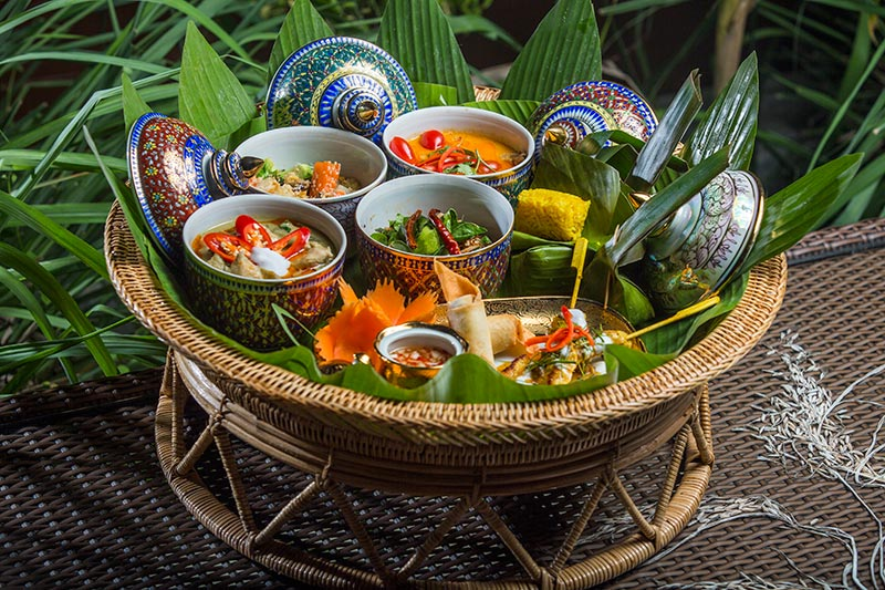 A Thailand History of Thai Cuisine