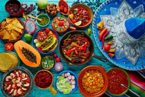 Special Authentic Mexican Cuisine Ingredients