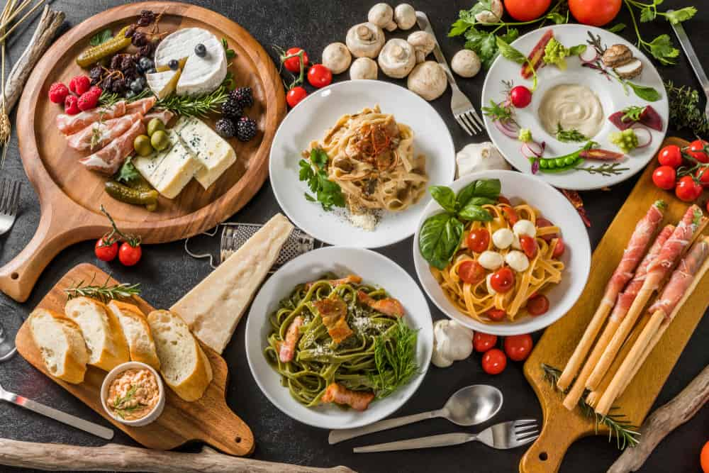 A Brief Guide to Italian Cuisine – Cuisine Cravings