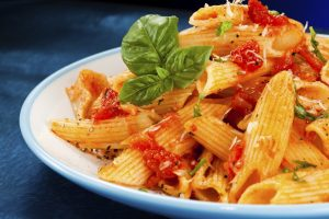 Italian Red Sauce Pasta
