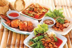 A Thai Cuisine- North Eastern Cuisine