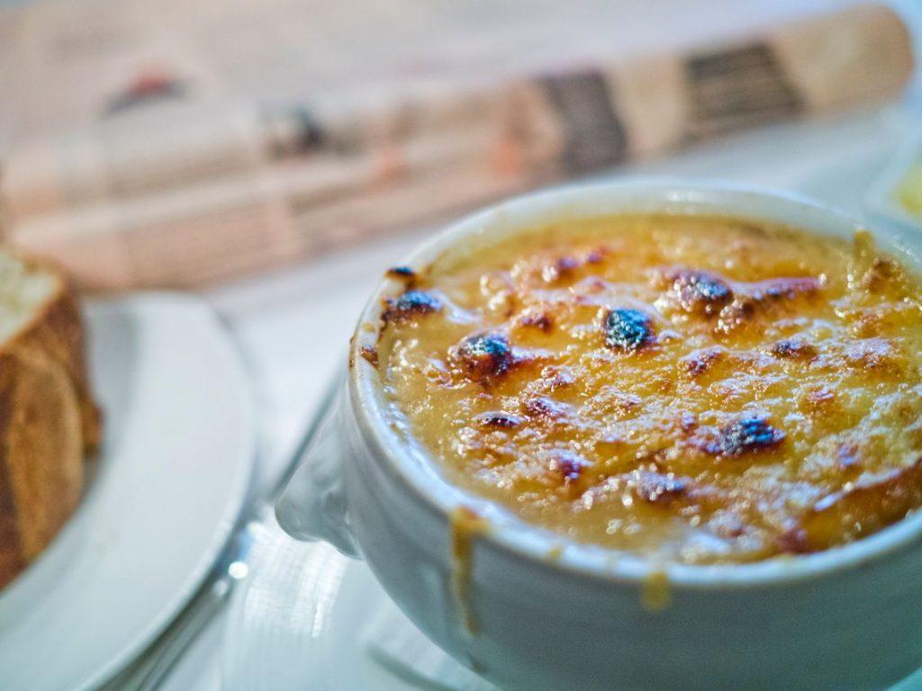 Soupe à l'oignon Tasty French Cuisine