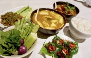 Southern Cuisine Delicious Thai Cuisine
