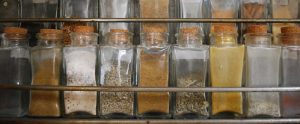 German Herbs and Spices