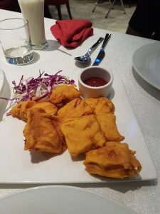 Paneer Pakora A Speciality of Royal Indian Cuisine