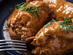 Rouladen An Authentic German Cuisine