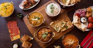 A Royal Indian Cuisine Dishes Menus