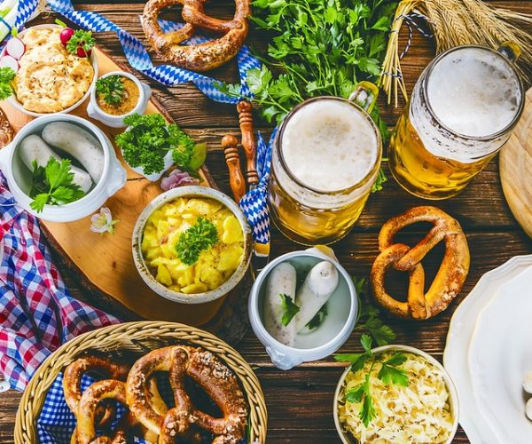 German Cuisine – Overview of Traditional German Food History