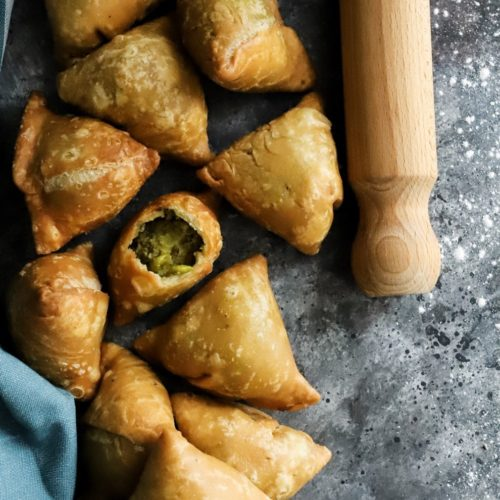Vegetabe Samosa A Unique and Tasty Dish