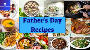 Father's Day Ideas and Cooking