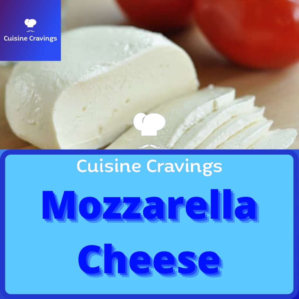 Mozzarella Cheese Bestest Cheese for Pizza