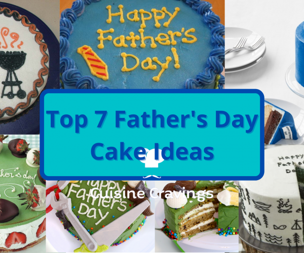 Top 7 Fathers Day Cake You Can Pick on Fathers Day 2021